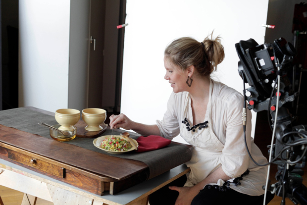 Adele Hagen styling food