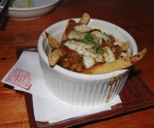 Chinese Poutine from Suika Restaurant