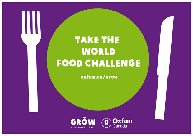 Oxfam World Food Challenge