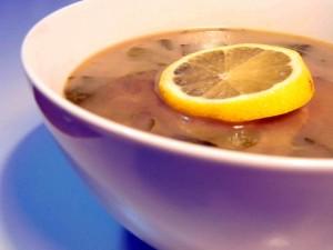 Dolmades Soup