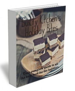 Guilty Kitchen's Holiday Bites
