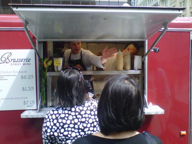 La Brasserie Street Cart