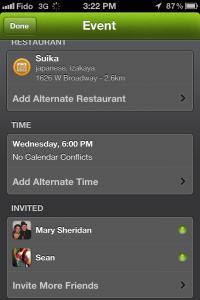 Tasty App screenshot