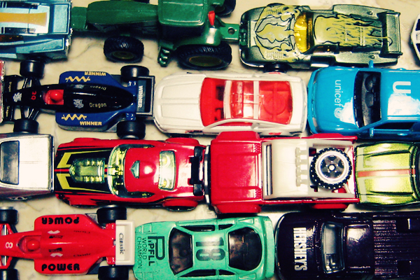 Toy care traffic jam