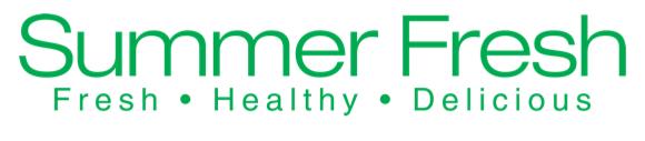 SummerFresh logo