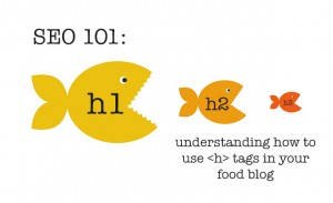fish labeled with h tags