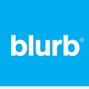Blurb Books Logo