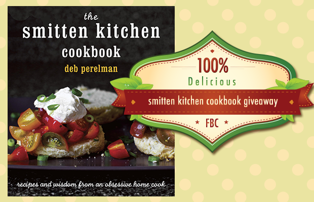 The Smitten Kitchen Cookbook Giveaway Food Bloggers Of Canada