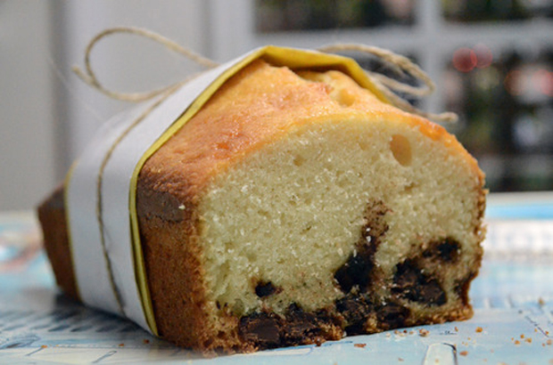 Vanilla Chocolate Loaf