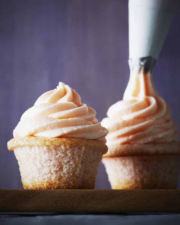 Orange Dream Cupcakes