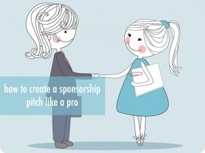 Creating A Sponsorship Pitch | Food Bloggers of Canada
