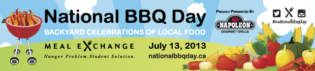 National BBQ Day 2013