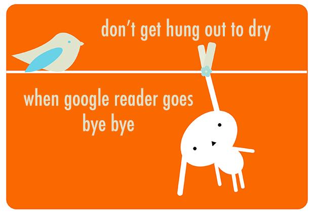 How to replace google reader | www.foodbloggersofcanada.com