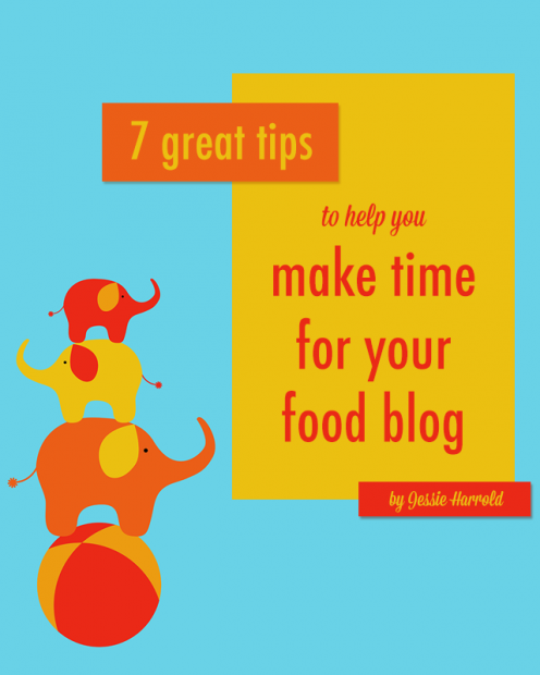 Making-Time-For-Your-Blog-_-Food-Bloggers-of-Canada