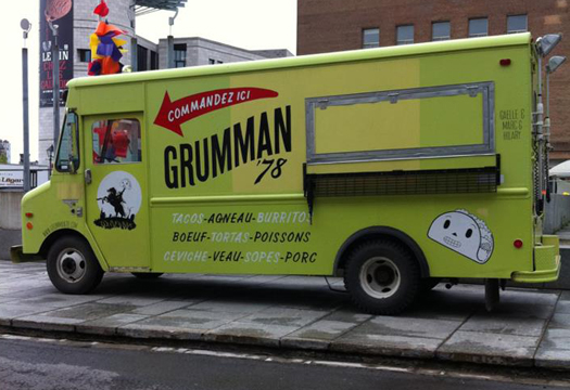 Grumman 78 Montreal