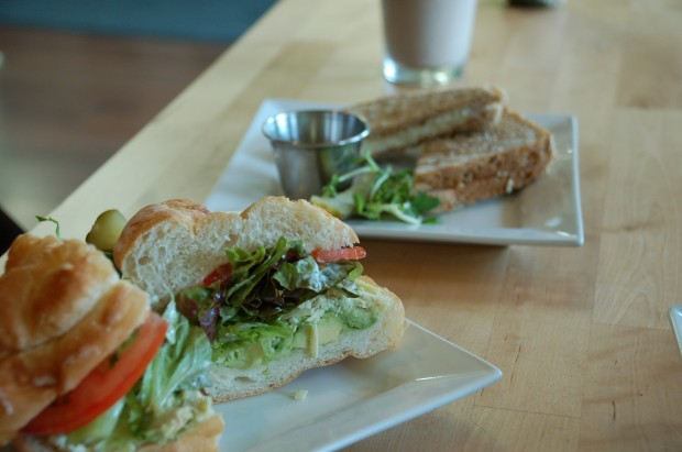 Waterloo's Favourite lunch spot - Cafe Pybus