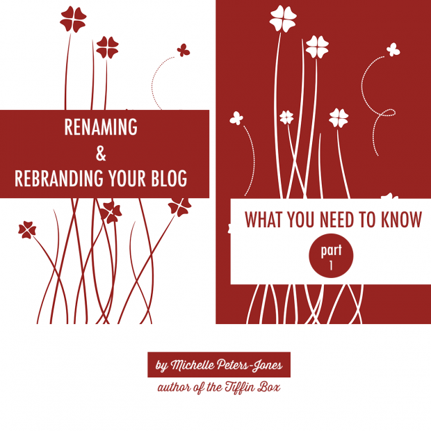 Renaming and rebranding your blog - what you need to know: part 1 | www.foodbloggersofcanada.com