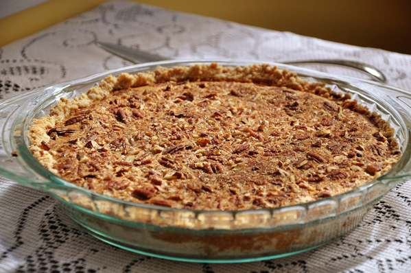 pecan-pie | Living Lou