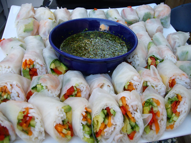 Shrimp Salad Rolls 008