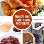 Thanksgiving Entertaining Recipe Ideas | Food Bloggers of Canada