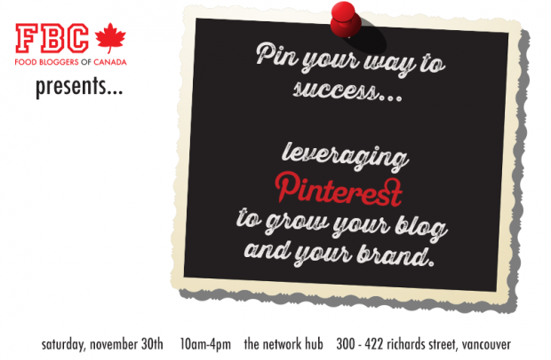 Pin Your Way To Success Workshop - Vancouver