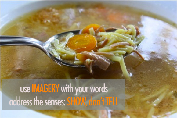 There's a Story in My Soup - Food Writing | www.foodbloggersofcanada.com