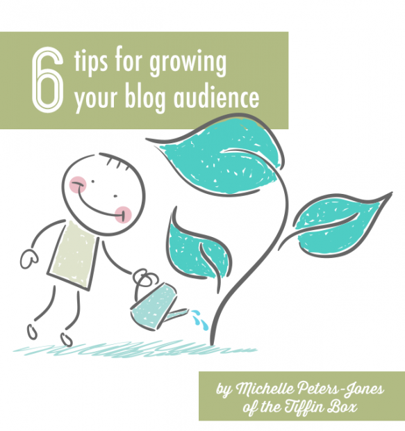 Growing Your Blog Audience | www.foodbloggersofcanada.com