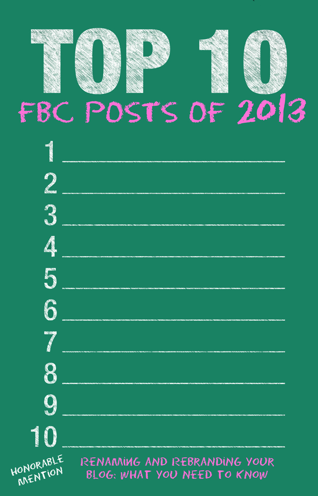 Top 10 FBC Posts of 2013: Honorable Mention | Food Bloggers of Canada