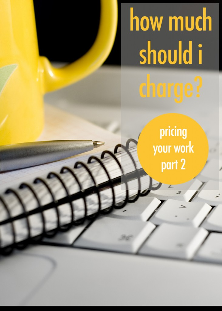 Pricing Your Freelance Work Part 2   Food Bloggers of Canada