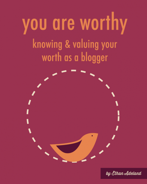 Know Your Worth and Value as a Blogger | FBC www.foodbloggersofcanada.com