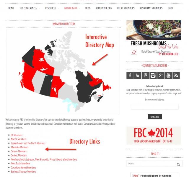 FBC Member Directory