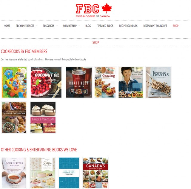 FBC Shop Screenshot