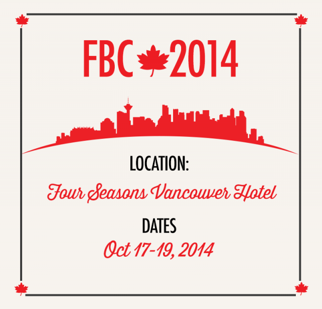 FBC2014 Venue Announcement