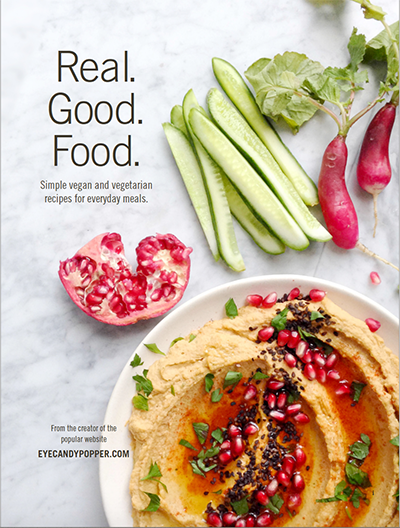 Real. Good. Food. Cookbook | eyecandypopper