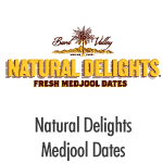 Natural Delights Medjool Dates - FBC2014 Sponsor