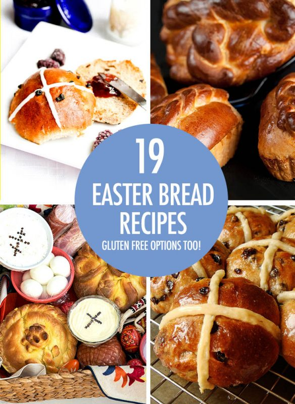 Easter Bread and Cookie Recipes | Food Bloggers of Canada