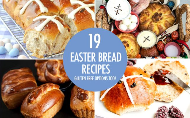 19 Easter Bread and Cookie Recipes | Food Bloggers of Canada