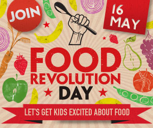 Food Revolution Day 2014 - Insiring Kids in the Kitchen | Food Bloggers of Canada