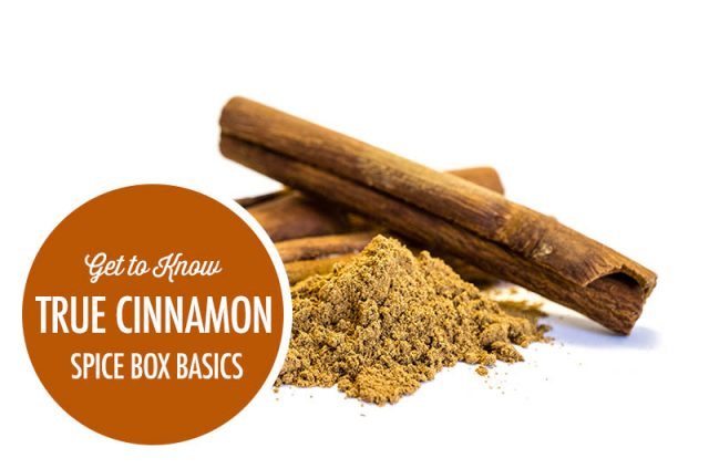 Spice Box Basics: Get to Know True Cinnamon | Food Bloggers of Canada