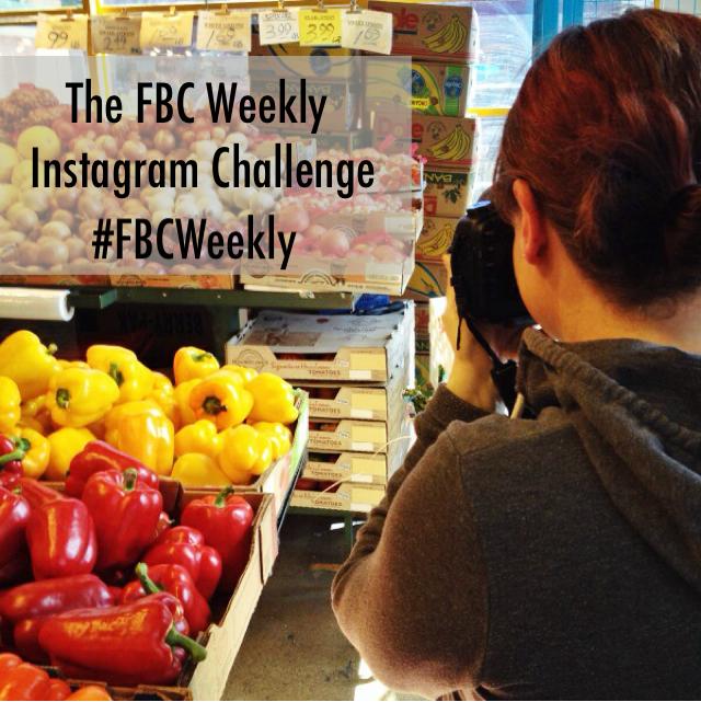 Instagram Weekly Challenge Week #1: Markets