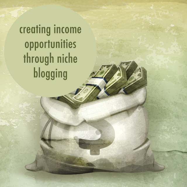 Creating Income Opportunities with a Niche Blog | www.foodbloggersofcanada.com
