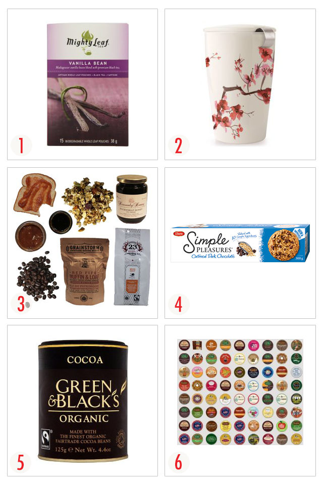 Mother's Day Gift Guide | Food Bloggers of Canada