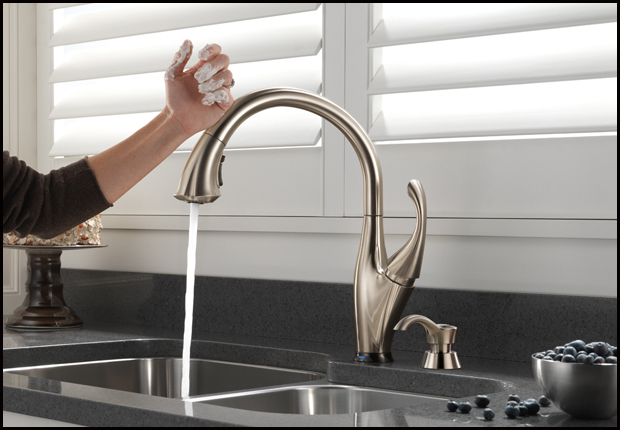 Delta Faucets Addison Touch 20 Technology