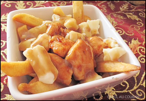 Butter Chicken Poutine - Food Bloggers of Canda
