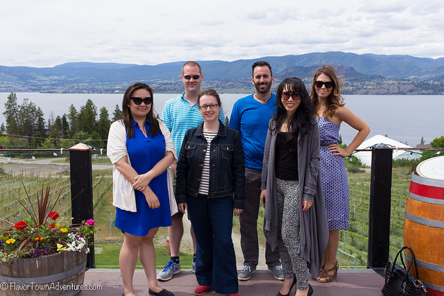 FBC and Tourism Kelowna Media Trip