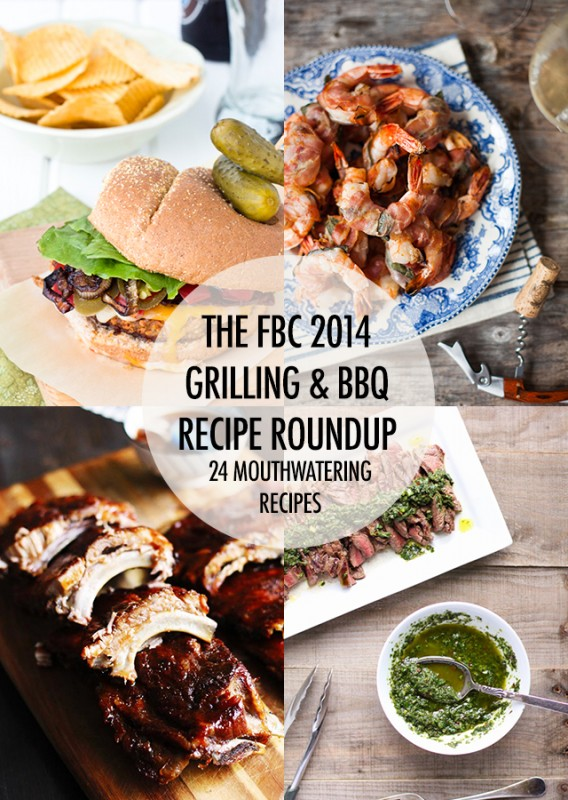 FBC 2014 Summer Grilling & BBQ Recipe Roundup