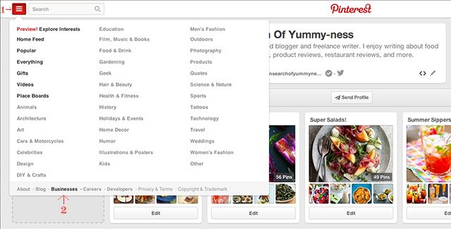 How To Create Pinterest Recipe Rich Pins