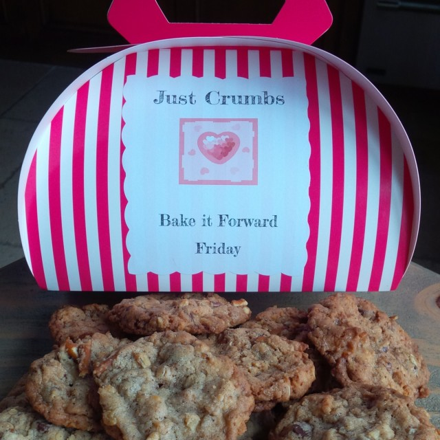 FBC Featured Member: Just Crumbs | Food Bloggers of Canada