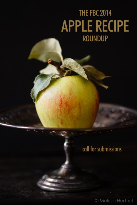 The FBC 2014 Apple Recipe Roundup Call for Submissions