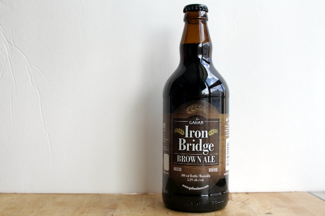 Canada's Craft Beer - Brown Ales: a Dark Horse Summer Beer | Food Bloggers of Canada